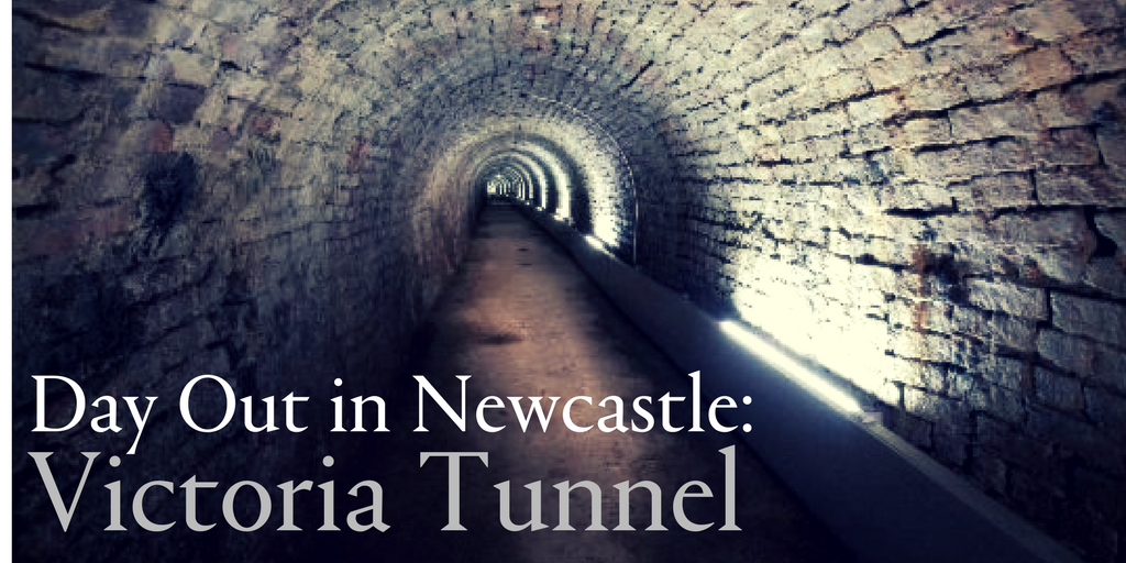 Day Out in Newcastle- Victoria Tunnel
